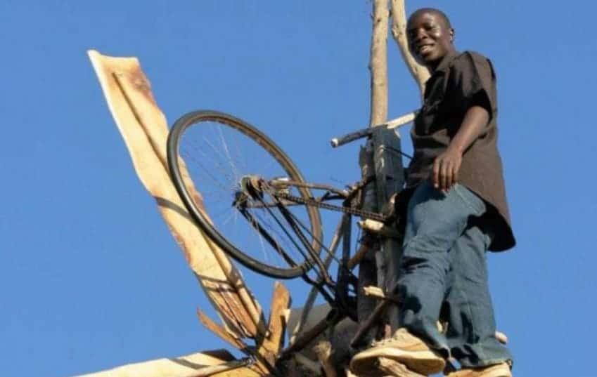 Какое устройство придумал житель Малави Уильям Камкуамба?