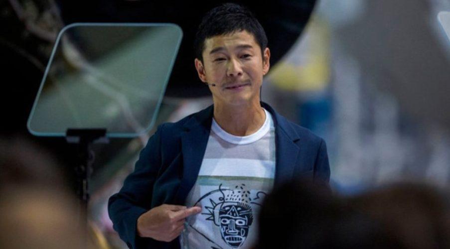 Японский миллиардер щедро пожертвовал счастливым людям 100 миллионов иен после успеха в бизнесе