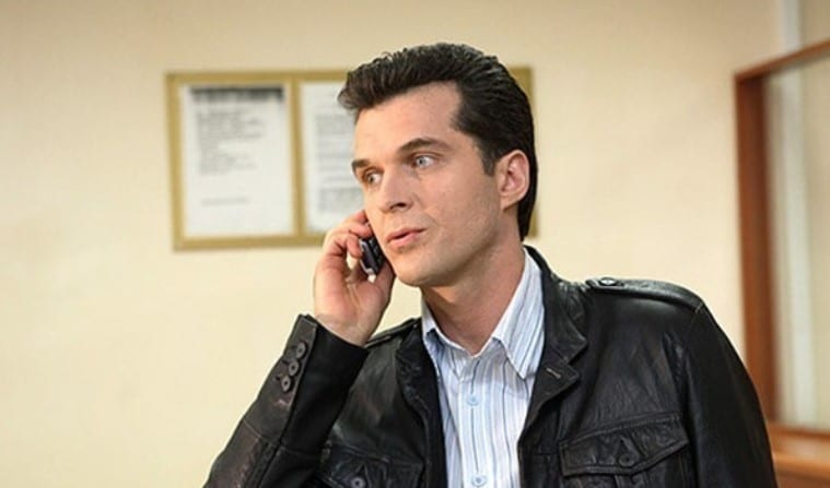 "Кадр из сериала ""Паутина"" 10 сезон"