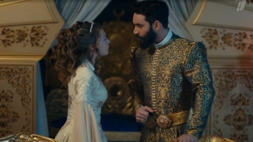 Султан моего сердца. Содержание всех серий