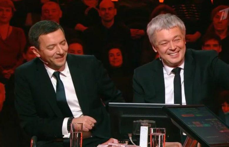 Алексей Агранович и Александр Стриженов