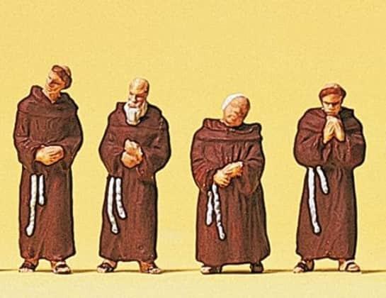 Костюм монаха-францисканца