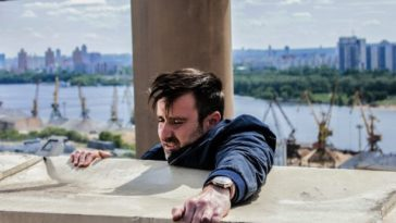 "Кадр из сериала ""Черная лестница"". Фото: НТВ"