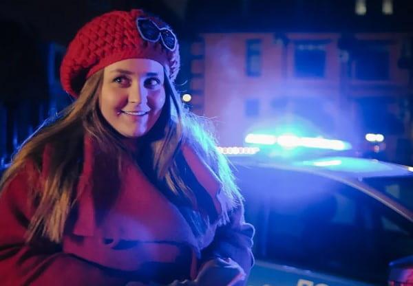"""Кадр из сериала """"Мисс полиция"""". Фото: Россия-1"""